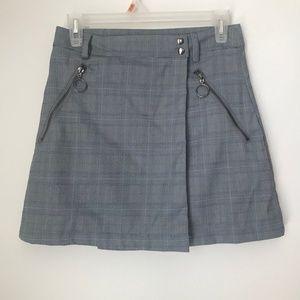 [LF] Mags & Pye Plaid Mini Skirt